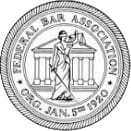 Federal Bar Association Badge
