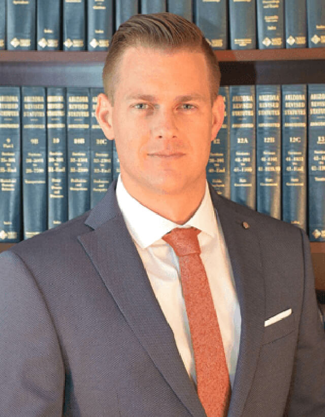 Attorney Codey Fullmer - Alcock and Associates